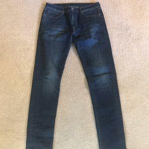 UNIQLOO Mens skinny jeans